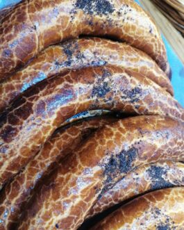 Pozsonyi kifli mákos 75g