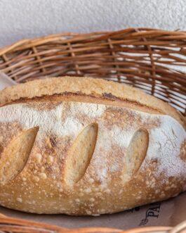 Élesztő nélküli fehér kenyér 1kg