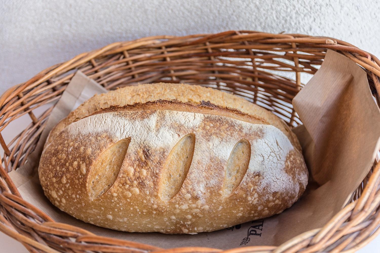 Élesztő nélküli fehér kenyér 1kg - Panelpék