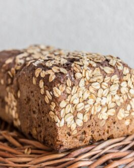 Német típusú magos kenyér 0,5kg