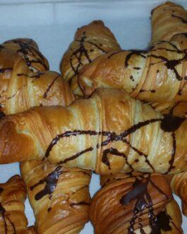 Belgacsokis croissant 110g