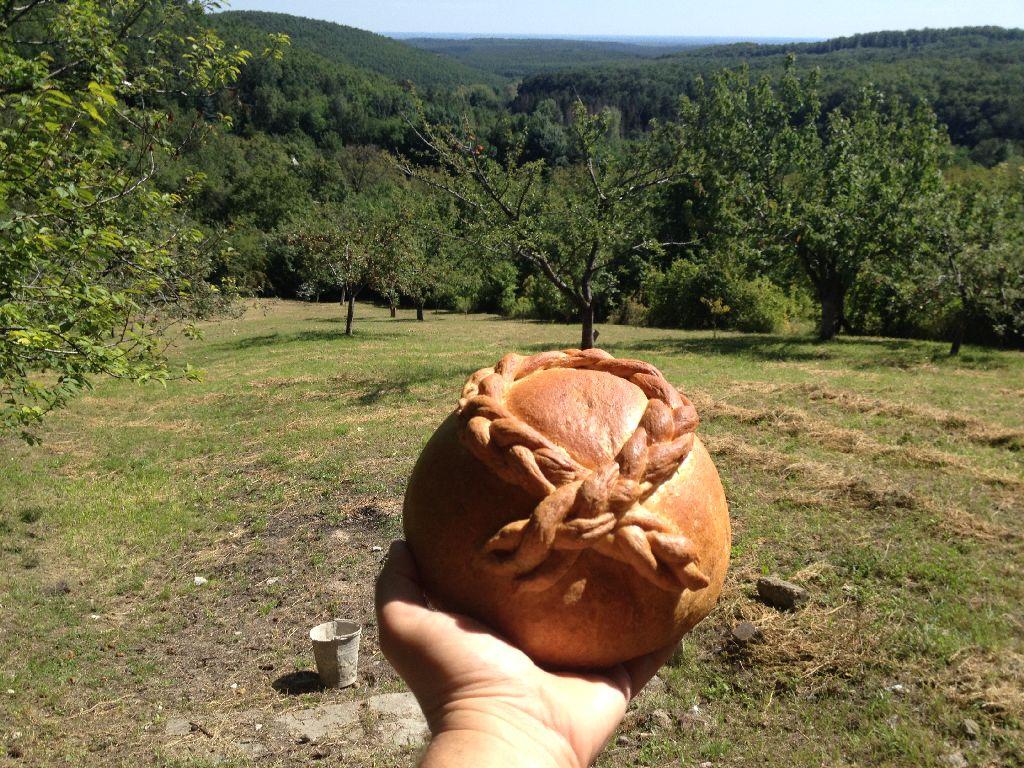 Köménymagos rozskenyér a kenyér ünnepére!