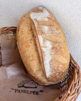 Élesztő nélküli fehér kenyér 0,5kg